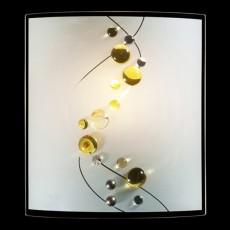Накладной светильник 3708/1 хром