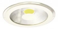 Встраиваемый светильник Raggio A4210PL-1WH