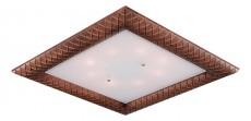 Накладной светильник 164-1631 PL 164/8.26 Wood Walnut
