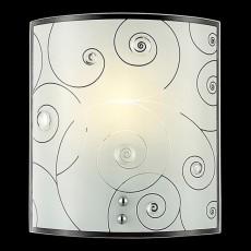 Накладной светильник 3745/1 хром