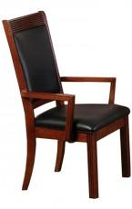 Кресло 4758 вишня (поставляется по 2 шт.)