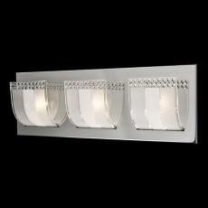 Накладной светильник 7186/3 хром
