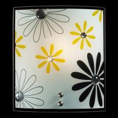 Накладной светильник 3753/1 хром