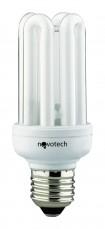 Лампа компактная люминесцентная E27 11Вт 2700K 321052