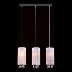 Подвесной светильник 1188/3 хром