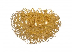Накладной светильник 9015/3A Gold
