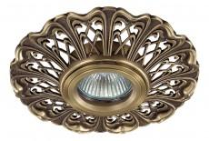 Встраиваемый светильник Vintage 370030
