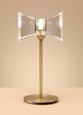 Настольная лампа декоративная Krom Cuero 0874