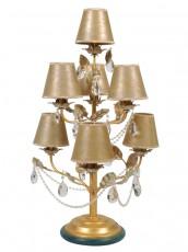 Настольная лампа декоративная Федерика 6 344035207