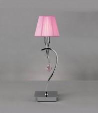 Настольная лампа декоративная Viena (Pantalla) 0349 ROZ
