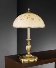 Настольная лампа декоративная 6208-GP