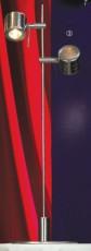 Настольная лампа декоративная Crispiano LSX-0304-02