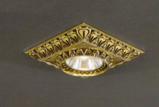 Встраиваемый светильник 1083-ORO
