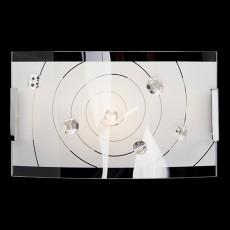 Накладной светильник 7195/1 хром
