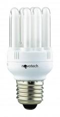 Лампа компактная люминесцентная E27 15Вт 4100K 321005