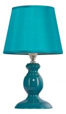 Настольная лампа декоративная 33957 Blue