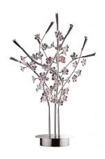 Настольная лампа декоративная Sakura 1802/3T