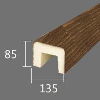 Архитектурный брус Cosca, 135x85x2000, южный дуб