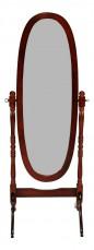 Зеркало напольное 2103 вишня