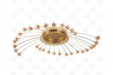 Потолочная люстра Каскад 7 244013030