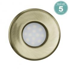 Комплект из 3 встраиваемых светильников Igoa 93222