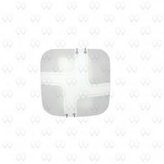 Накладной светильник Геометрия 1 262025203