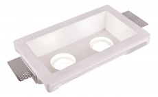 Встраиваемый светильник Invisible A9214PL-2WH