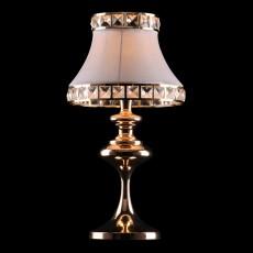 Настольная лампа декоративная 3271/1T золото/белый
