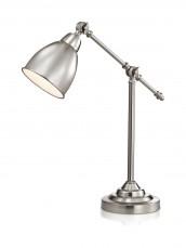 Настольная лампа декоративная Cruz 2413/1T