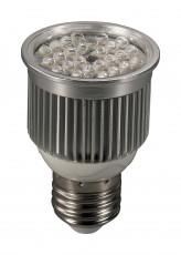 Лампа светодиодная E27 220В 5Вт 4100K 357104