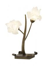 Настольная лампа декоративная Iris 1372/2T
