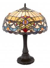 Настольная лампа декоративная Tiffany 17004T2