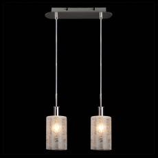 Подвесной светильник 1101/2 хром