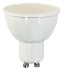 Лампа светодиодная GU10 230В 6Вт 6400K LB-96 25521