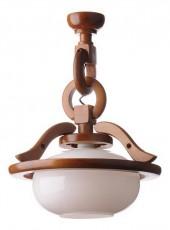 Подвесной светильник Zaklad Stolarski 37А сосна