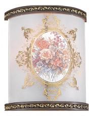 Накладной светильник 415 WB 415/1.40 Dec.60 Flowers