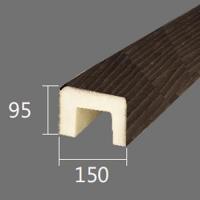 Архитектурный брус Cosca, 150x95x4000, африканский палисандр