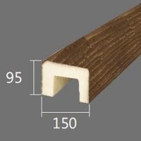 Архитектурный брус Cosca, 150x95x4000, южный дуб