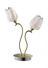 Настольная лампа декоративная Tulip 1815/2T