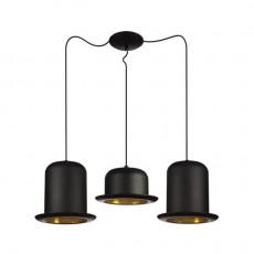 Подвесной светильник 2006/3S Black