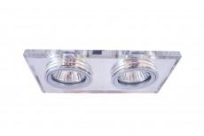 Встраиваемый светильник Cool Ice A5956PL-2CC