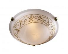 Накладной светильник Barocco Oro 131