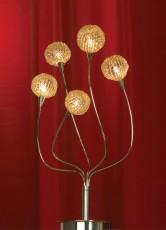 Настольная лампа декоративная Maggiolata LSX-3894-05