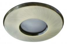 Комплект из 3 встраиваемых светильников Aqua A5440PL-3AB