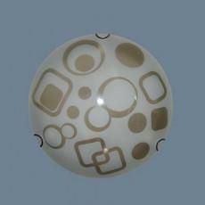 Накладной светильник Геометрия 5 484010603