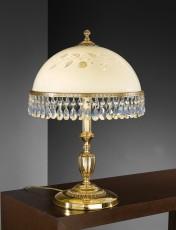 Настольная лампа декоративная 6306-GP