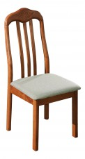 Набор стульев 4719 дуб/светло-серый (2 шт.)