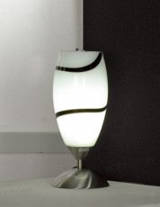 Настольная лампа декоративная Zebrato LSA-8604-01