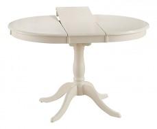 Стол обеденный 3675C сливочно-белый