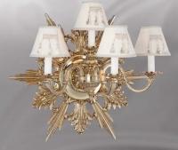 Настенный светильник Riperlamp 065P AB